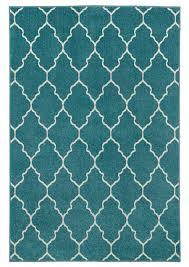 delectably yours decor decor plaza aqua indoor outdoor rug 5x8 or 8x10