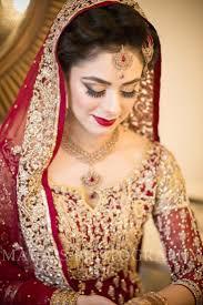 adorable makeup of bridal