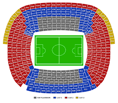 Camp Nou Stadium Seating Chart Tickets To Fc Barcelona Games In 2019 Book Now Funbcn Com