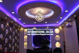 suspended ceiling lights living room false lighting ideas list