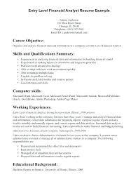 Job Objectives Resume Objectives For Any Job Emelcotest Com