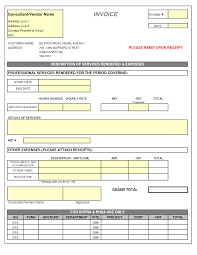 consultant invoice template doc invoice example consultant invoice template doc consulting invoice template excel 307471 kjtvuw
