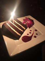 Birthday Cakenot Very Good But A Nice Offering Yelp