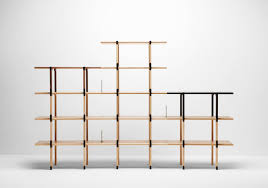 Up The Wall: A Shelving System You Can Design ...