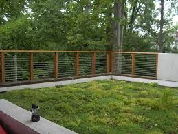 modern cable fence. Exellent Fence Modern Fence Design Landscape Modern Remodeling Ideas With Cable Rail  Integral Component In Cable Fence C