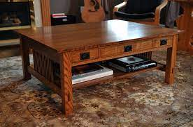 Mission style tables vine woodworking plan set all 3 designs included woodworkerswork. Mission Coffee Table Finewoodworking