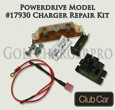 club car powerdrive golf cart battery charger repair kit v image is loading club car powerdrive golf cart battery charger repair