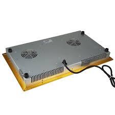 Bếp âm – bếp điện từ đôi Canaval CA-969 công nghệ Inverter tiết kiệm điện -  Hàng Chính Hãng