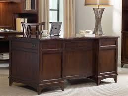 Office desks wood Grey Hooker Furniture Latitude Dark Wood 66l 32w Rectangular Executive Pinterest Executive Office Desks Executive Desks For Sale Luxedecor