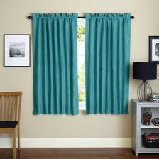 Curtains for picture window Window Panels For Long Curtains You Should Also Measure The Space From The Floor To The Bottom Of The Window Too Wayfair Curtain Style Guide Wayfair