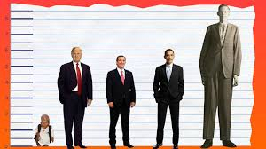 President Height Chart Omg Politico Claims Yuge Scoop On Trumps Height And Its