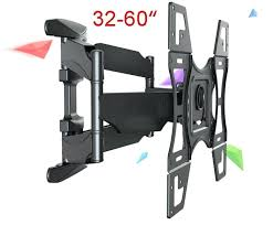 tv wall mount extendable arm full motion wall mount 6 swing arms full motion monitor holder