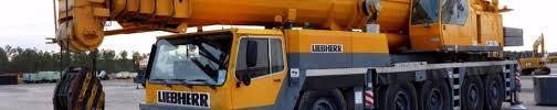 Liebherr Ltm 1160 2 Specifications Cranemarket