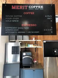 Grab some delicious food & coffee too)! Merit Coffee Austin Menu Menutex