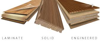 The layered construction of laminate flooring provides a more economical  choice than that of hardwood flooring. Yet laminate flooring provides the  warmth ...