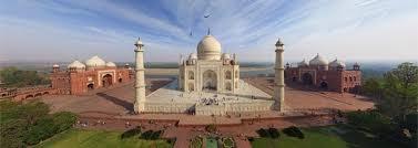 <b>Taj Mahal</b>, India. Part I