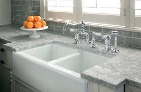 luxury grey on modern sofa design with quartz countertops white cabinets
