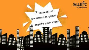 7 Interactive Presentation Games To Amplify Your Event