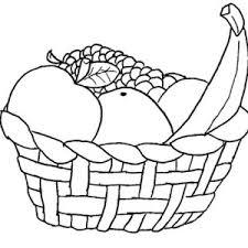 basket of fruit coloring page 1 vegetable basket coloring pages printable coloring pages design on coloring pages of fruits in a basket