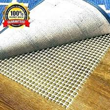 home depot area rug pad non slip area rug pad s over carpet home depot skid