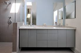 gray double sink vanity. gray bathroom double vanity : for great sink
