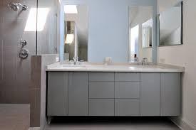 gray double sink vanity. gray bathroom double vanity : for great sink
