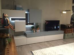 Image Tv Stands Grey Living Room Tv Furniture Homedit Modern Tv Stands Full Of Charm And Versatility