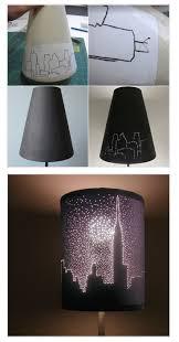 17 Creative Diy Lampshade Ideas For Bright Desk Lamp