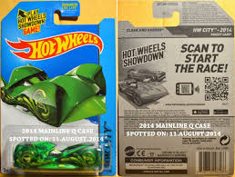 Now, we will see what are the rest of the models found in this wave, shall  we. :) HOT WHEELS 2014 NEW MODELS / CASTINGS WITH NEW BODY COLORS: