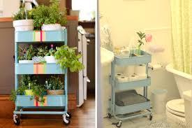 Ikea Utility Cart Plants