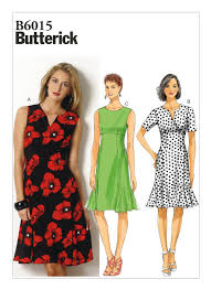 Butterick Plus Size Patterns Cool B48 Misses' EmpireWaist Dresses Sewing Pattern Butterick Patterns