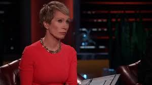 barbara corcoran wow gif by shark tank
