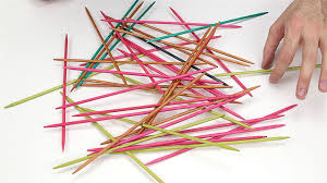 Game With Wooden Sticks Pick Up Sticks YouTube 96