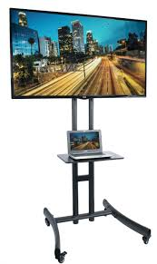 Large Screen Tv Stands Tv Stand Enchanting Mobile Video Wall For Large Screen Monitors