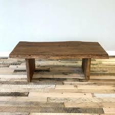 plank coffee table uk