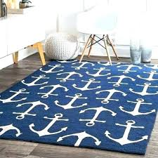 coastal area rugs 8x10 outdoor rug indoor fascinating nautical 8