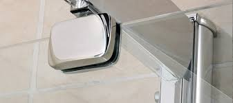 blog what types of hinge shower doors are there