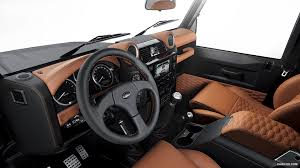 2018 land rover defender interior. unique defender 2015 startech sixty8 based on land rover defender  interior picture  11 throughout 2018 land rover defender interior