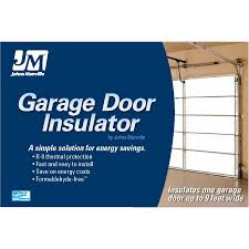 Shop Johns Manville R-8 Garage Door Insulation Panel Kit at Lowes.com