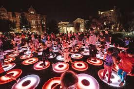 Cincinnati Light Show October 2017 Blink Is Back Epic Light Festival Returns In October