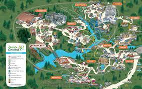 park map busch gardens williamsburg