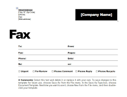 Microsoft Fax Templates Free Download How To Create A Fax Magdalene Project Org