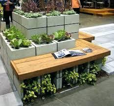 cinder block raised garden bed raised garden bed concrete blocks planters concrete block planters best cinder