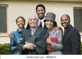 Preacher's Family High Res Stock Images   Shutterstock