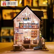 aliexpresscom buy 112 diy miniature doll house. Home Decoration Crafts DIY Doll House Large Wooden Dolls 3D Miniature  Model Kit Dollhouse Furniture Aliexpresscom Buy 112 Diy Miniature Doll House C