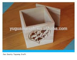 Small Decorative Wooden Boxes Wedding Decor Wooden Box With Heart Cutout Hollow Wall Buy 28