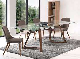 contemporary glass top dining room sets. Full Size Of Furniture:beautiful Contemporary Dining Room Sets Italian Kitchen Extendable Glass Top Leather D