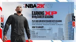 NBA 2K22 bringt neue Saisons und mehr ...