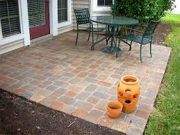 simple patio designs with pavers. Easy Patio Pavers Simple Ideas With Designs E