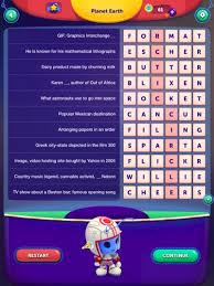 CodyCross Answers for Planet Earth – Group 2 (All Puzzles Solved ...